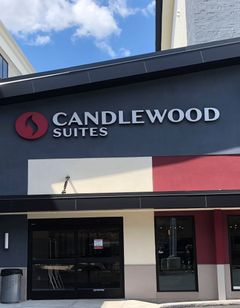 Candlewood Suites Cleveland South