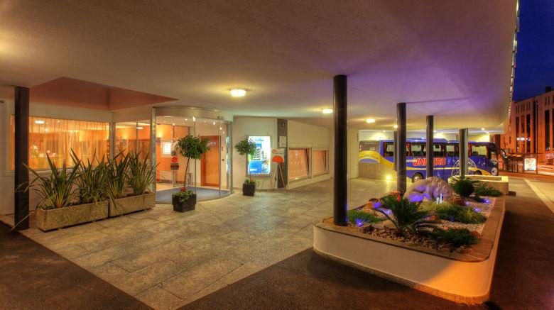 "Delfino Hotel Exterior. Images powered by <a href=""http://www.leonardo.com"" target=""_blank"" rel=""noopener"">Leonardo</a>."