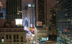 The Manhattan at Times Square Hotel