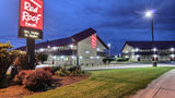 Red Roof Inn Springfield, IL Exterior