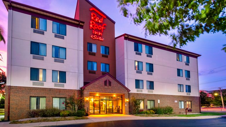 """Red Roof Inn  and  Suites Dover Downtown Exterior. Images powered by <a href=""""http://www.leonardo.com"""" target=""""_blank"""" rel=""""noopener"""">Leonardo</a>."""