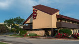 Red Roof Inn Chicago - Downers Grove Exterior