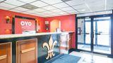 OYO Hotel Port Allen LA Lobby