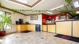 Red Roof Inn & Suites Monterey Lobby