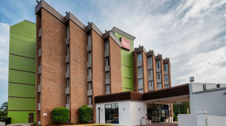 """Red Roof Inn  and  Suites Macon Exterior. Images powered by <a href=""""http://www.leonardo.com"""" target=""""_blank"""" rel=""""noopener"""">Leonardo</a>."""