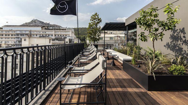 "The Modernist Athens Exterior. Images powered by <a href=""http://www.leonardo.com"" target=""_blank"" rel=""noopener"">Leonardo</a>."