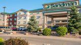 Sandman Hotel & Suites Winnipeg Airport Exterior