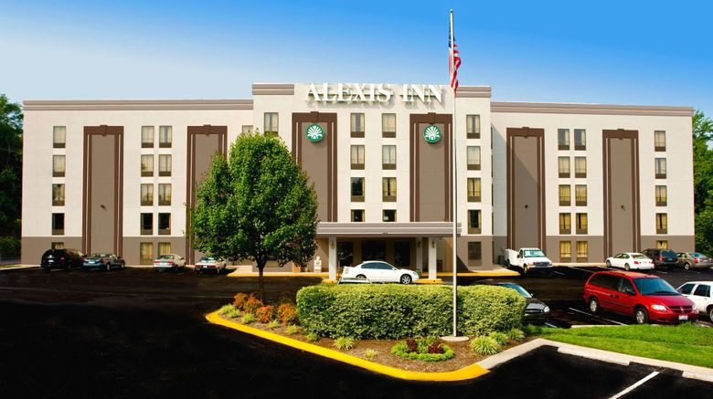 """Alexis Inn  and  Suites Hotel Exterior. Images powered by <a href=""""http://www.leonardo.com"""" target=""""_blank"""" rel=""""noopener"""">Leonardo</a>."""