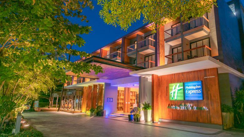 "Holiday Inn Express Phuket Patong Beach Exterior. Images powered by <a href=""http://www.leonardo.com"" target=""_blank"" rel=""noopener"">Leonardo</a>."