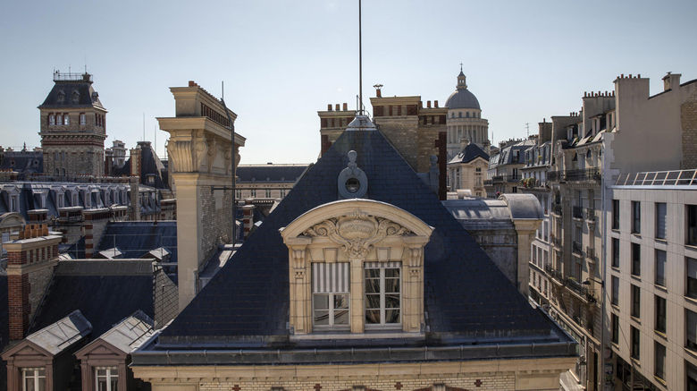 "Hotel Des Trois Colleges Exterior. Images powered by <a href=""http://www.leonardo.com"" target=""_blank"" rel=""noopener"">Leonardo</a>."