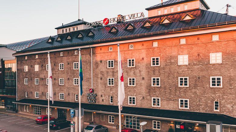 """VillaOriginal by Sokos Hotel Exterior. Images powered by <a href=""""http://www.leonardo.com"""" target=""""_blank"""" rel=""""noopener"""">Leonardo</a>."""