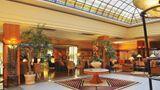 The Aquincum Hotel Budapest Lobby