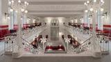Kozmo Hotel Budapest Lobby