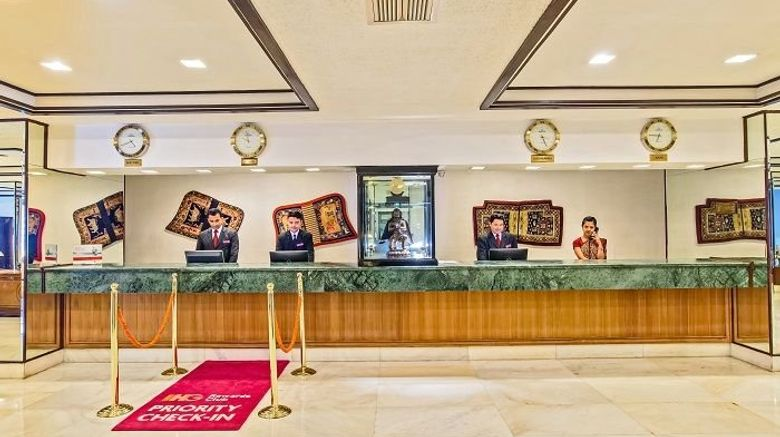 "<b>The Soaltee Kathmandu Lobby</b>. Images powered by <a href=""https://leonardo.com/"" title=""Leonardo Worldwide"" target=""_blank"">Leonardo</a>."