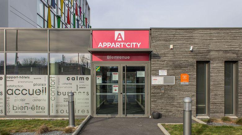 "AppartCity Rennes Cesson Sevigne Exterior. Images powered by <a href=""http://www.leonardo.com"" target=""_blank"" rel=""noopener"">Leonardo</a>."
