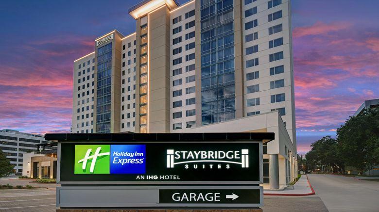 "Holiday Inn Express Galleria Area Exterior. Images powered by <a href=""http://www.leonardo.com"" target=""_blank"" rel=""noopener"">Leonardo</a>."