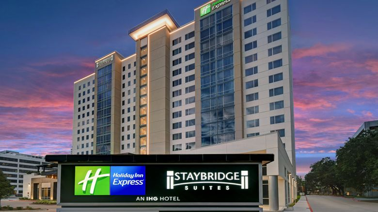 "Staybridge Suites Houston Galleria Area Exterior. Images powered by <a href=""http://www.leonardo.com"" target=""_blank"" rel=""noopener"">Leonardo</a>."