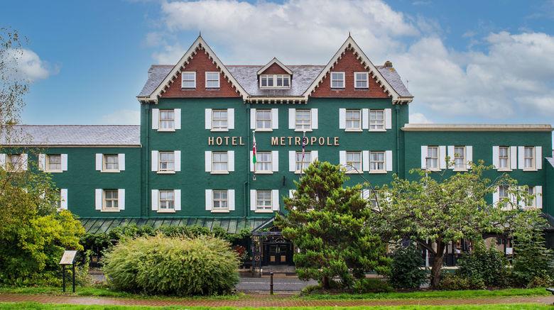 "Metropole Hotel  and  Spa Exterior. Images powered by <a href=""http://www.leonardo.com"" target=""_blank"" rel=""noopener"">Leonardo</a>."