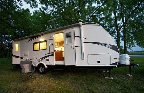 Travel Trailer Towing Guide
