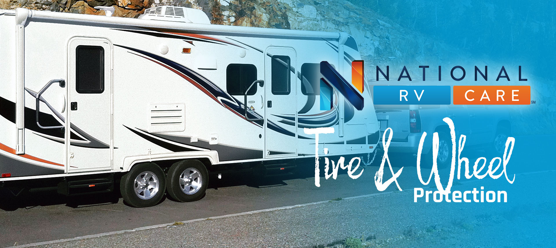 Nationaal RV Care | Tire and Wheel Protection | Travelcamp