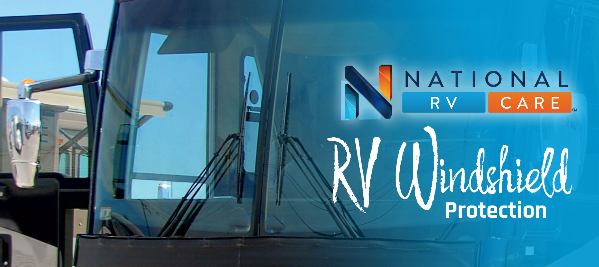 National RV Care | RV Windshield Protection | Travelcamp