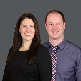 Photo of Kathryn & Joe Seehusen