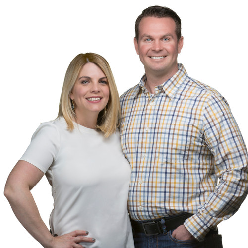 Photo of Jon and Leslie Foster