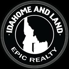 Idahome & Land at Epic Realty Logo
