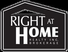 Right At Home Realty Inc. Brokerage Logo