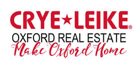 CRYE-LEIKE Oxford Real Estate Logo