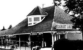 Elkhart Lake Realty Logo