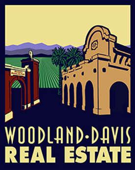 Woodland Davis Real Estate Logo