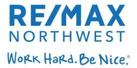 RE/MAX Northwest Logo