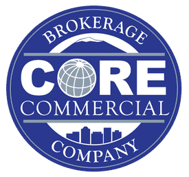 Core Commercial Brokerage Logo