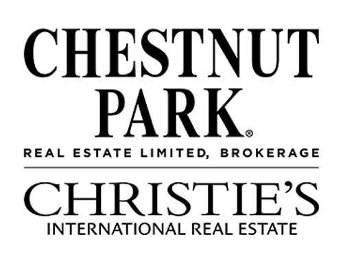 CHESTNUT PARK® REAL ESTATE, LIMITED BROKERAGE Logo