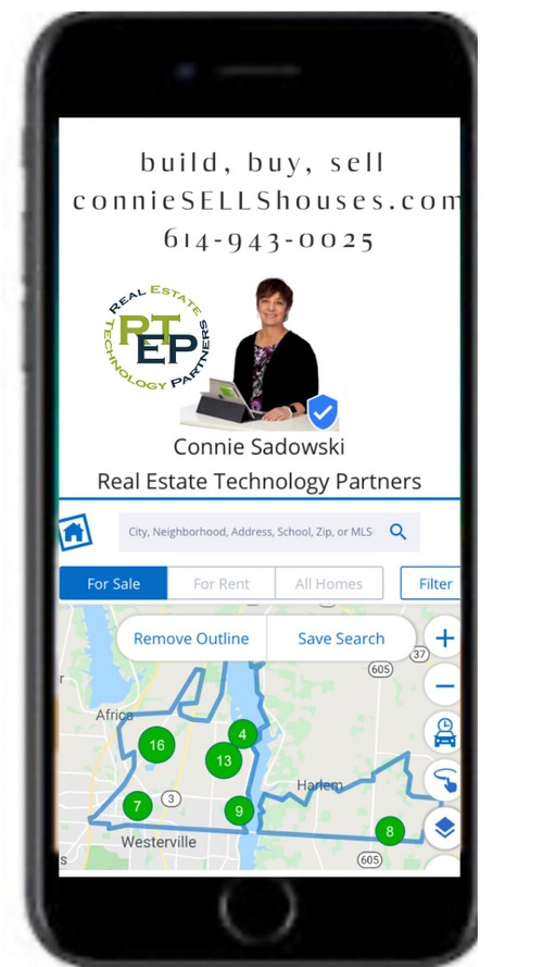 Real Estate Technology Partners Logo