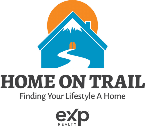 Home On Trail @ exp realty Logo