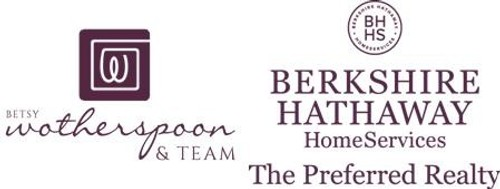 Betsy Wotherspoon & Team of Berkshire Hathaway HomeServices The Preferred Realty Logo