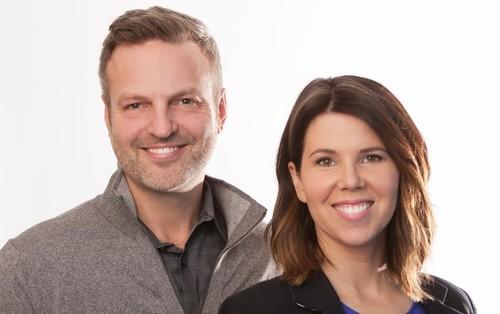 Photo of Josie and Aaron Ebert