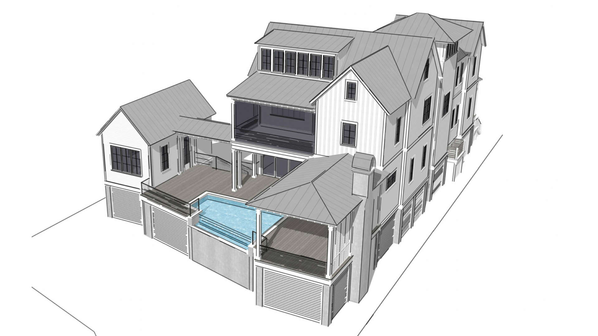 17 of 36. Home renderings are to act as aid in lot visualization. Only lot for sale.