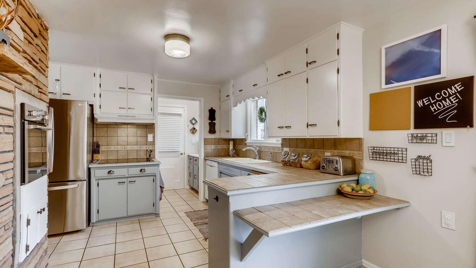 12 of 38. Beautiful kitchen