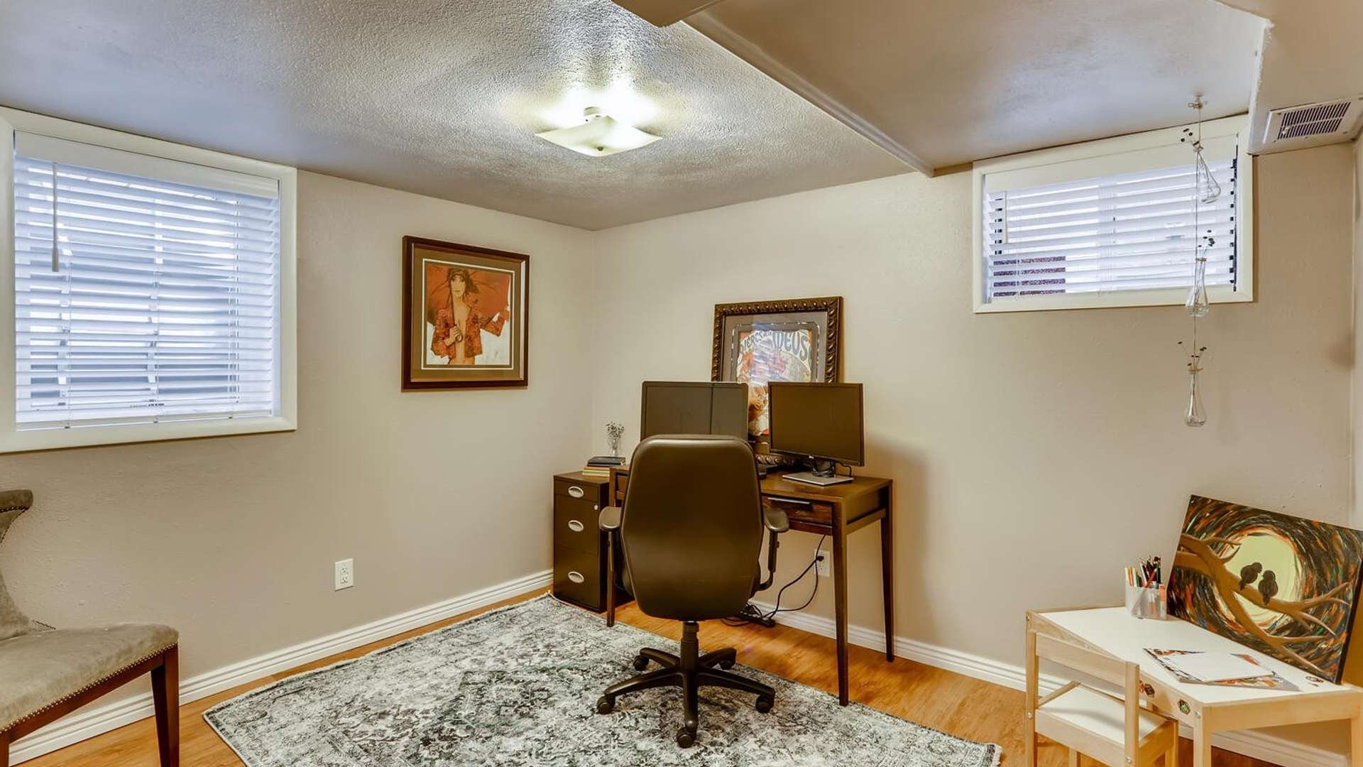 30 of 38. Home Office or 4th Bedroom