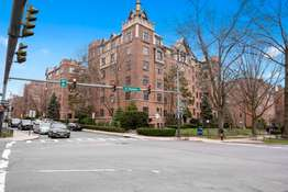 The Front of the 2 Bedroom Coop For Sale White Plains NY. This is a Prewar Building