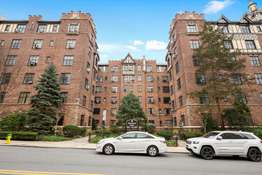 Main Entrance of the 2 Bedroom Coop For Sale White Plains NY
