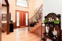 2-Story Entry Foyer