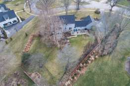 Professionally Landscaped .87 Acre, Park-Like Lot Backing to 20+ Acres of Common Ground