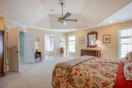 Deep Coffered Ceiling