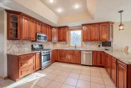 Solid Cherry 42 Inch Cabinetry