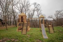 *this photo has been digitally enhanced to include a virtual playset.
