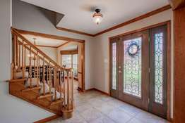 Bright and Airy Entry Foyer